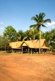 Capanna della giungla Fotografia Stock Libera da Diritti