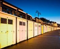 Capanna della spiaggia Fotografia Stock Libera da Diritti