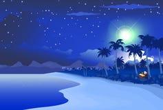 Capanna di Gesù alla stella di Betlemme Immagini Stock Libere da Diritti