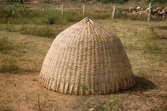 Capanna indiana del pastore Fotografia Stock