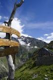 Capanna svizzera Immagini Stock Libere da Diritti