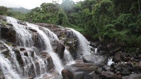 Caparaà waterfal ³的国立公园- 影视素材