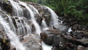 Capara国立公园-瀑布 影视素材