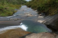 Caparao National Park - Natural pools royalty free stock images
