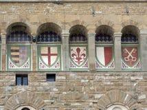 Capas de brazos italianas Imagen de archivo libre de regalías
