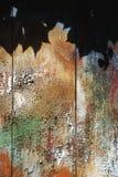 Capas de pintura fotografía de archivo
