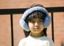 Capas protectoras para as orelhas Imagem de Stock Royalty Free