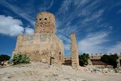Capdepera Castle Stock Photography