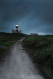 Cape Agulhas Light house Royalty Free Stock Photography