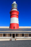 Cape Agulhas Lighthouse Royalty Free Stock Photo