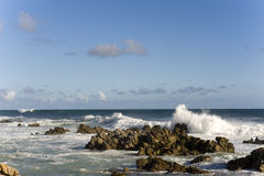 Cape Agulhas, South Africa Stock Image