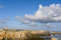 Cape Agulhas, South Africa. Stock Image
