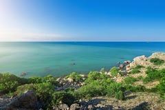 Cape Alchak Royalty Free Stock Photo