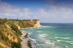Cape Arkona (Germany) Stock Photo