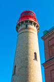Cape Arkona Lighthouse Royalty Free Stock Images