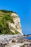 Cape Arkona on Rügen Royalty Free Stock Photos