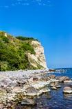 Cape Arkona on Rügen Stock Photography