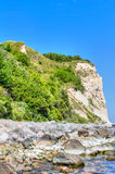 Cape Arkona on Rügen Royalty Free Stock Image