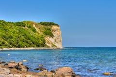 Cape Arkona on Rügen Stock Image