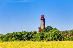 Cape Arkona on Rugen. Island in Germany Stock Photos