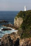 Cape Ashizuri in Kochi. Japan Stock Photography