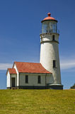 Cape Blanco Lighthouse Royalty Free Stock Photography