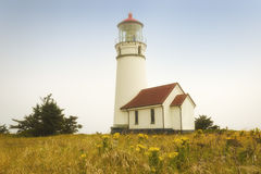 Cape Blanco Lighthouse, Oregon Stock Photography