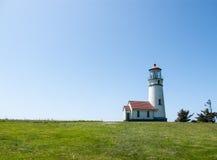Cape Blanco Lighthouse, Oregon Stock Images