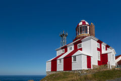Cape Bonavista Lighthous Royalty Free Stock Photos