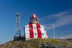 Cape Bonavista Lighthous Royalty Free Stock Images