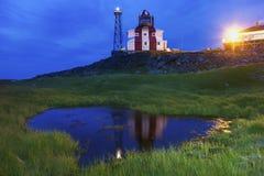 Cape Bonavista Lighthouse, Newfoundland. Bonavista, Newfoundland and Labrador, Canada stock photography