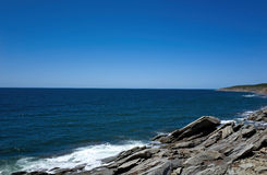 Cape Breton Coastline Stock Photos