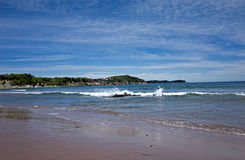 Cape Breton Coastline Stock Photography