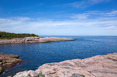 Cape Breton Coastline Royalty Free Stock Image