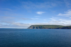 Cape Breton Coastline Royalty Free Stock Images