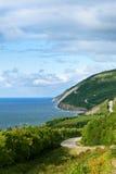 Cape Breton Highlands National Park Stock Image