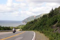 Cape Breton Island, Cabot Trail, Nova Scotia Royalty Free Stock Photo