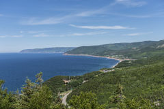 Cape Breton Island/Cabot Trail Stock Photography