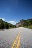 Cabot Trail Cape Breton National Park Stock Images
