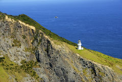 Cape Brett - Bay of Islands Stock Photography