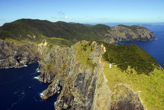 Cape Brett - Bay of Islands Stock Photos
