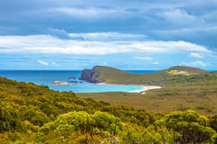 Cape Bruny Lighthouse royalty free stock images