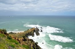 Cape Byron, Australia Stock Images