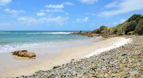 Cape Byron Beach Royalty Free Stock Image