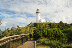 Cape Byron Lighthouse, Australia Royalty Free Stock Photography