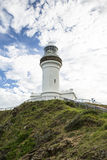 Cape Byron Lighthouse, from below Stock Photography