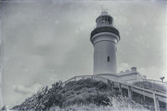 Cape Byron Lighthouse Stock Image