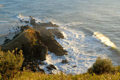 Cape Byron in morning sunrise Royalty Free Stock Images
