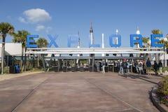 Cape Canaveral,佛罗里达 免版税库存图片