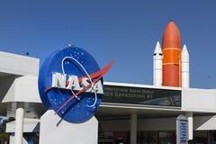 Cape Canaveral,佛罗里达 免版税库存照片